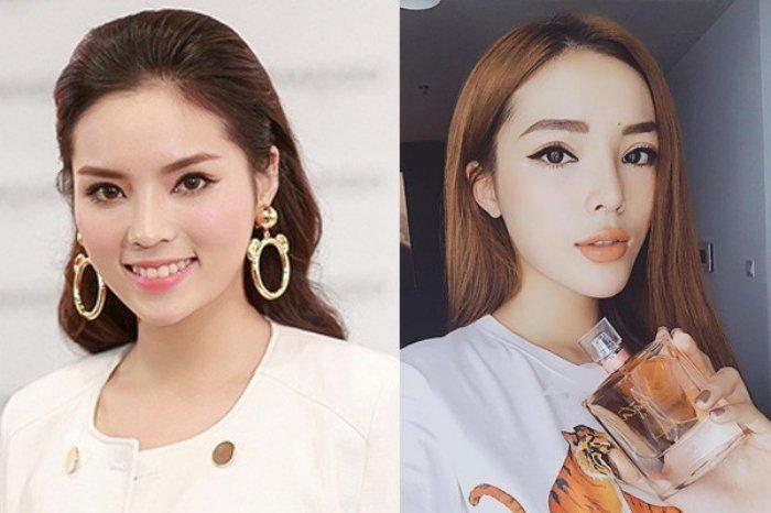Angela Phuong Trinh - Ky Duyen - Nam Em: 3 my nhan Viet vuong nghi van tham my hinh anh 1