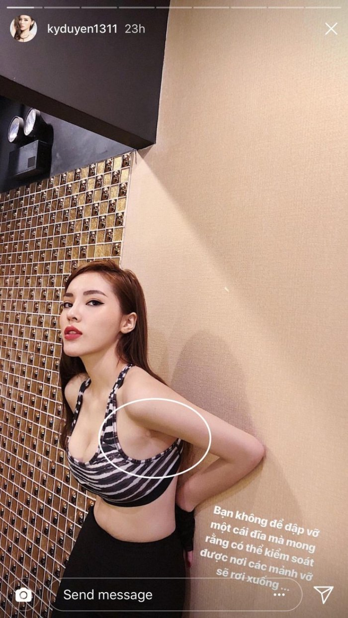 Angela Phuong Trinh - Ky Duyen - Nam Em: 3 my nhan Viet vuong nghi van tham my hinh anh 10