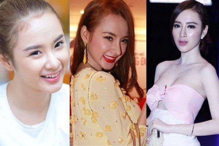 Angela Phuong Trinh - Ky Duyen - Nam Em: 3 my nhan Viet vuong nghi van tham my hinh anh 11