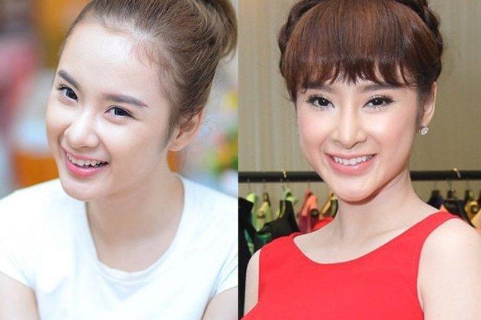Angela Phuong Trinh - Ky Duyen - Nam Em: 3 my nhan Viet vuong nghi van tham my hinh anh 13