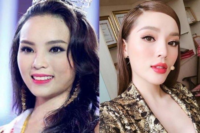 Angela Phuong Trinh - Ky Duyen - Nam Em: 3 my nhan Viet vuong nghi van tham my hinh anh 2