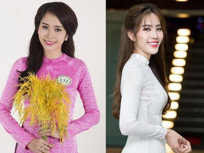 Angela Phuong Trinh - Ky Duyen - Nam Em: 3 my nhan Viet vuong nghi van tham my hinh anh 23