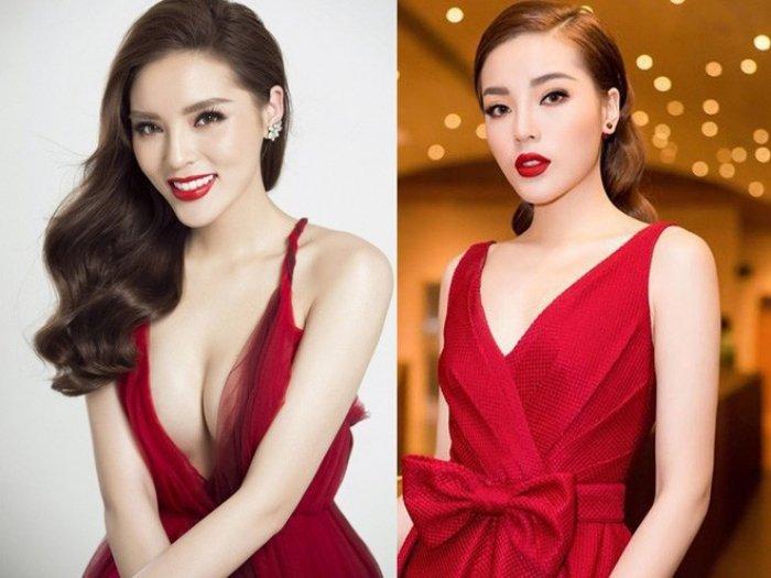 Angela Phuong Trinh - Ky Duyen - Nam Em: 3 my nhan Viet vuong nghi van tham my hinh anh 8