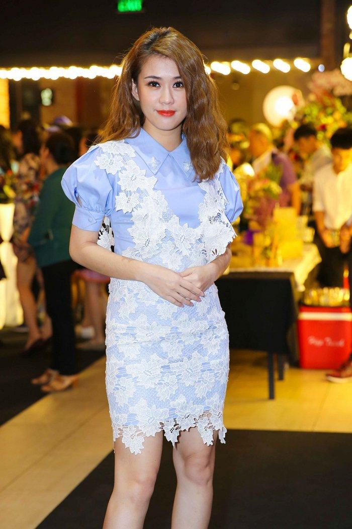 Binh An, Hoai Lam, Ali Hoang Duong do ve dien trai trong su kien hinh anh 3