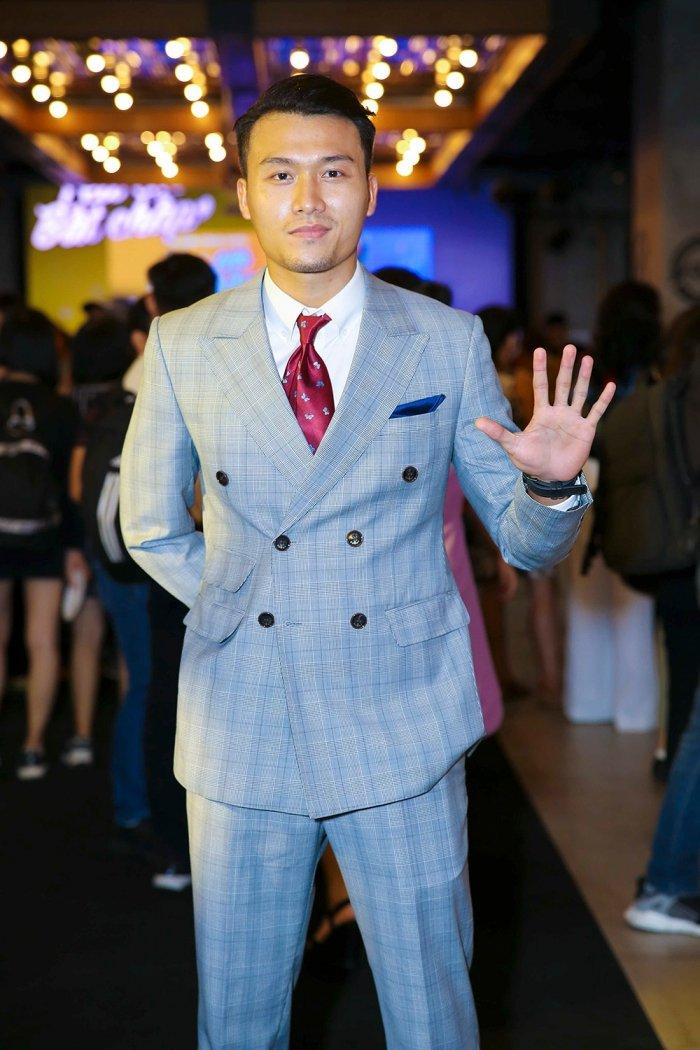Binh An, Hoai Lam, Ali Hoang Duong do ve dien trai trong su kien hinh anh 7