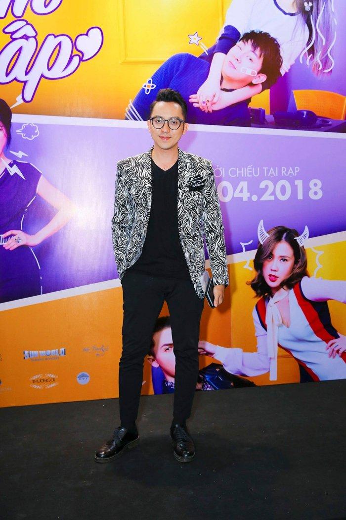 Binh An, Hoai Lam, Ali Hoang Duong do ve dien trai trong su kien hinh anh 12