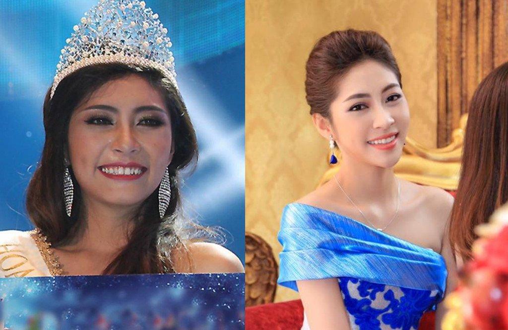 Ky Duyen, Mai Phuong Thuy thay doi the nao sau khi dang quang Hoa hau? hinh anh 10