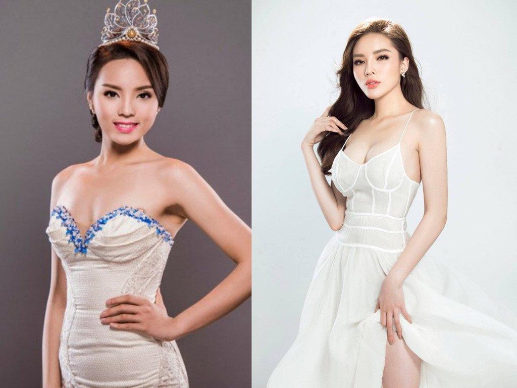Ky Duyen, Mai Phuong Thuy thay doi the nao sau khi dang quang Hoa hau? hinh anh 4
