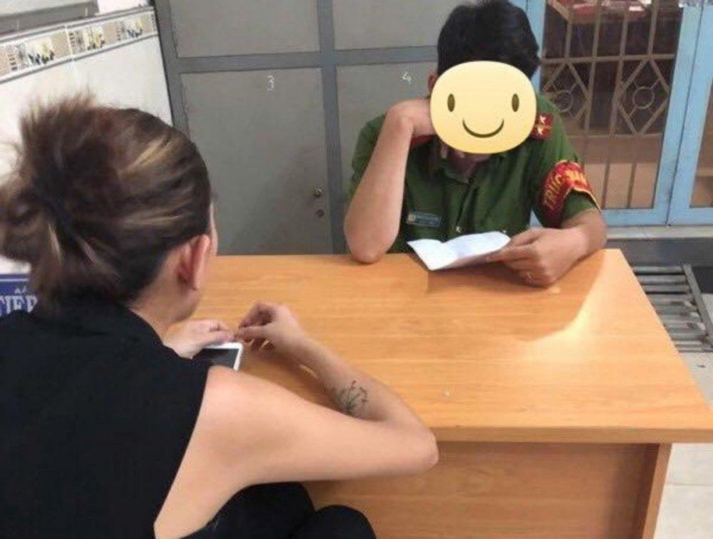 Vo Hoang Yen: 'Toi luu tin nhan va ghi am cuoc goi ham doa' hinh anh 3