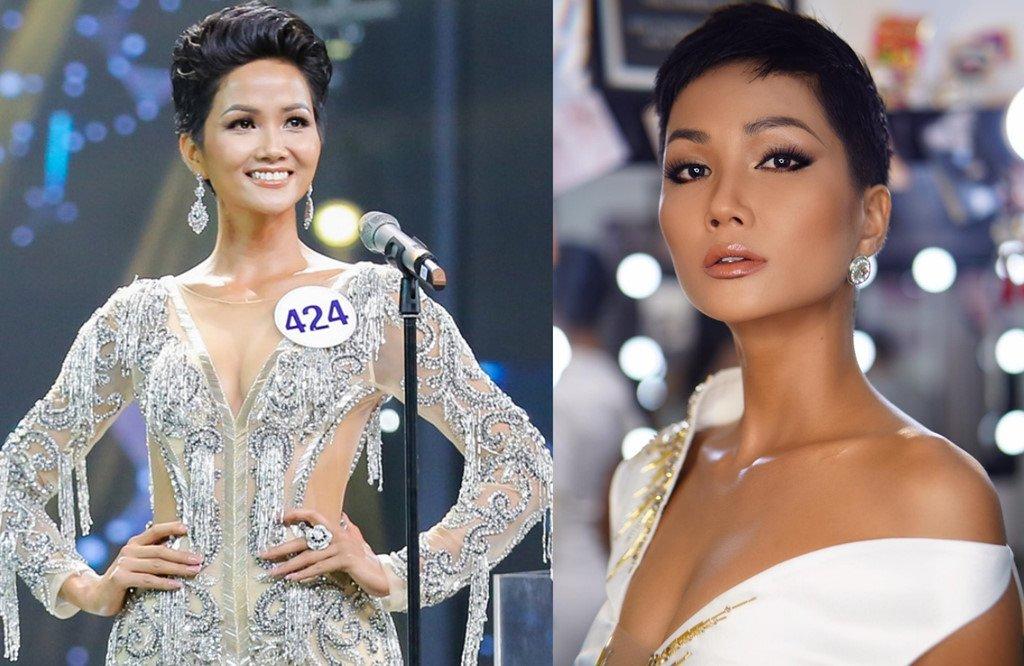 Ky Duyen, Mai Phuong Thuy thay doi the nao sau khi dang quang Hoa hau? hinh anh 1