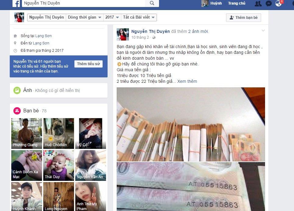 Lat tay manh lua an sau nhung tin 'du' mua tien gia nhan nhan tren Facebook hinh anh 2