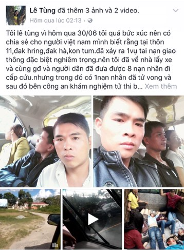 Thuc hu thong tin bac si 'doi' 5 trieu dong ban thuoc cho nguoi dua nan nhan phoi mien HIV di cap cuu hinh anh 1
