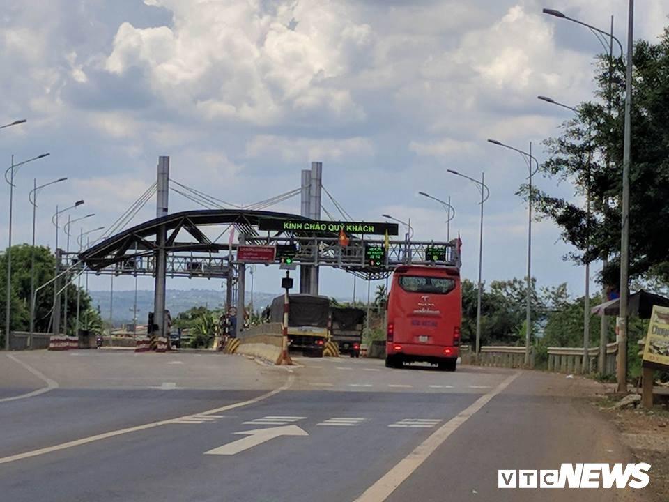 UBND tinh Dak Lak lay y kien dan de di doi tram BOT Quang Duc hinh anh 1