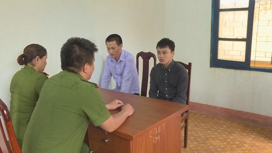 Trot tin loi duong mat, 5 nguoi phu nu bi ban sang Trung Quoc hinh anh 1