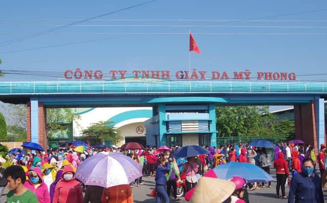 Hon 10.000 cong nhan mat viec truoc Tet: Tra Vinh hop bao thong tin chinh thuc hinh anh 1