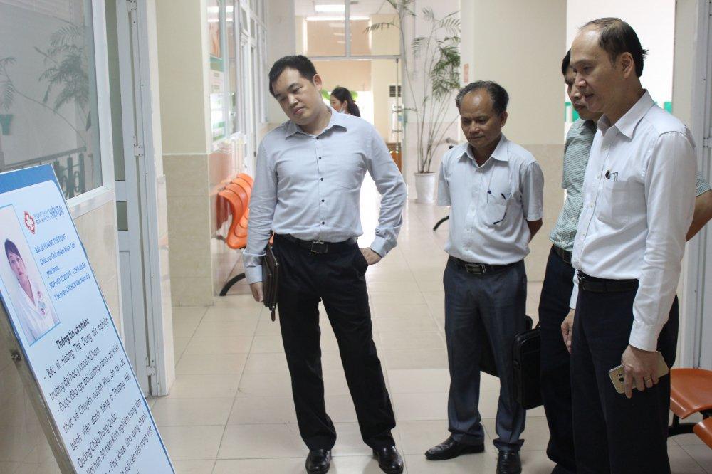Hai Phong: 'Bat qua tang' bac si da khoa Trung Quoc dinh hang loat sai pham hinh anh 1