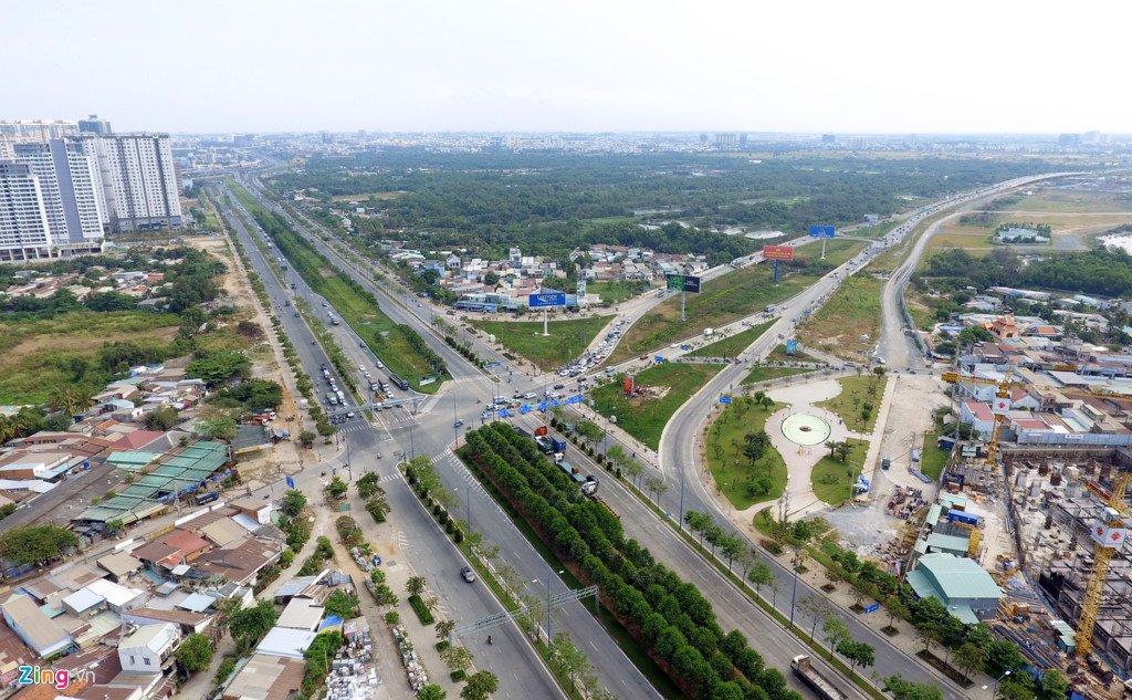 Metro, cao toc, duong vanh dai lam khu Dong Sai Gon thay doi ra sao? hinh anh 6