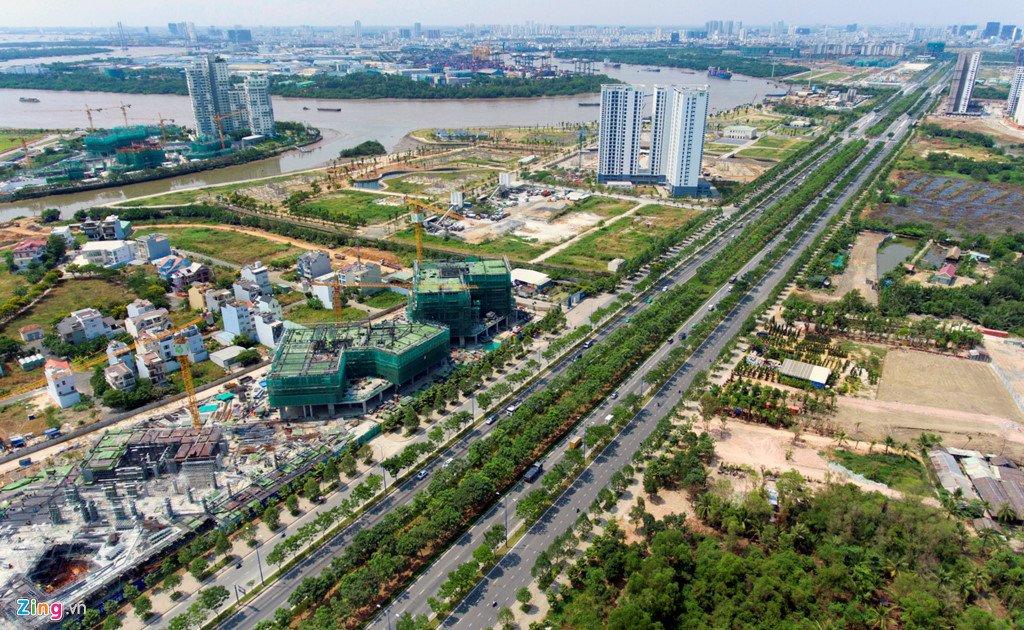 Metro, cao toc, duong vanh dai lam khu Dong Sai Gon thay doi ra sao? hinh anh 3