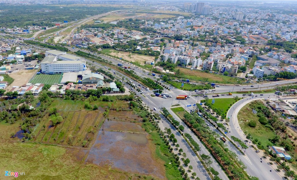 Metro, cao toc, duong vanh dai lam khu Dong Sai Gon thay doi ra sao? hinh anh 4