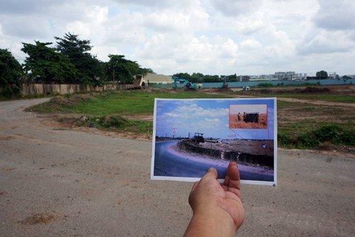 Tim mo 600 liet si trong san bay Tan Son Nhat: Thong tin bat ngo tu mot buc anh hinh anh 3