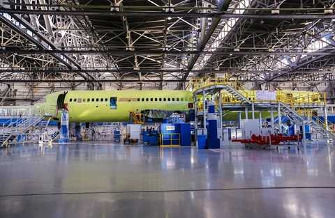 'Soi' may bay moi cua Nga duoc xem la doi thu cua Airbus va Boeing hinh anh 12