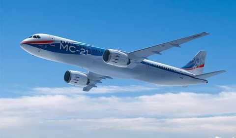 'Soi' may bay moi cua Nga duoc xem la doi thu cua Airbus va Boeing hinh anh 2