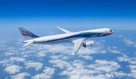 'Soi' may bay moi cua Nga duoc xem la doi thu cua Airbus va Boeing hinh anh 3
