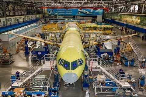 'Soi' may bay moi cua Nga duoc xem la doi thu cua Airbus va Boeing hinh anh 6