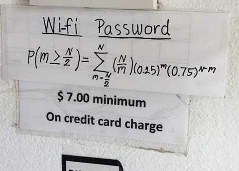 Dau dau bi 'xai chua' internet, nha hang bat khach giai toan doan wifi hinh anh 1