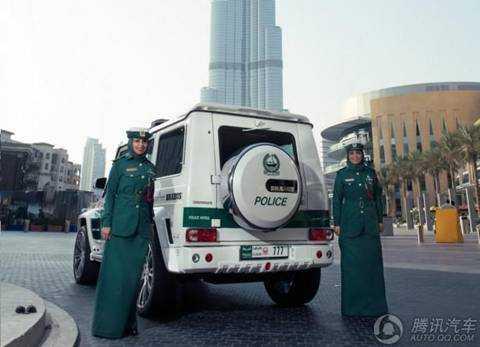 Dan sieu xe 'khung' cua canh sat xu so giau co Dubai hinh anh 4