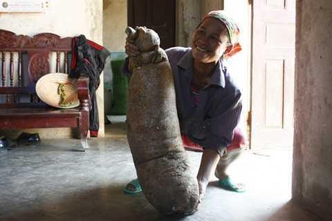 Ca lang do di xem cu san khong lo dai 1,4m hinh chan nguoi hinh anh 3