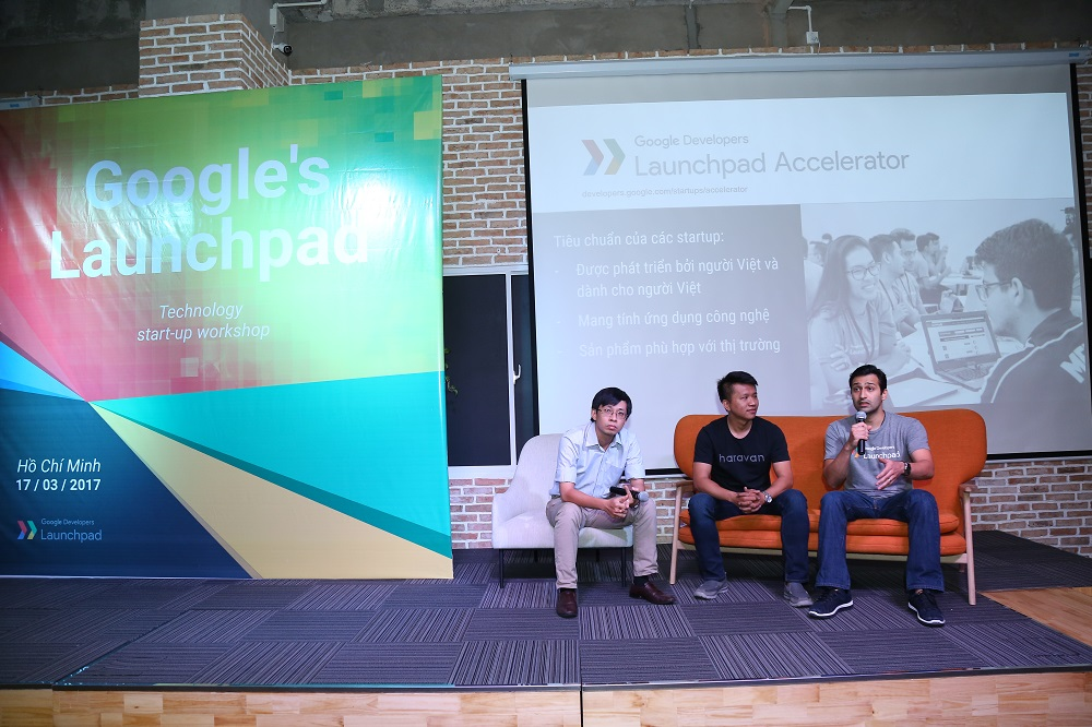 Viet Nam tham gia Google's Launchpad Accelerator hinh anh 1