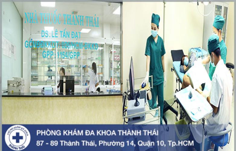 Phong Kham Da Khoa Thanh Thai – Noi kham, chua benh uy tin tai Sai Gon hinh anh 1