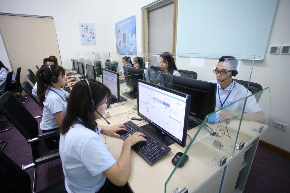 BHXH Viet Nam vuon len vi tri thu 2 trong bang xep hang Viet Nam ICT Index 2017 hinh anh 1