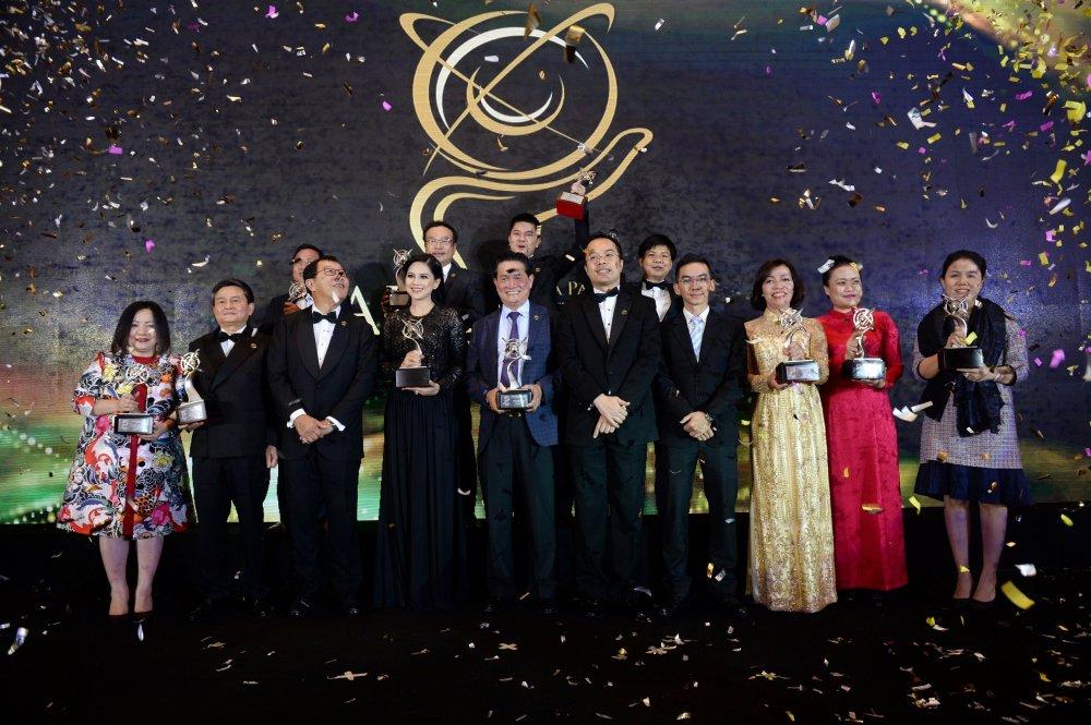 Enterprise Asia vinh danh ong Do Quang Hien la doanh nhan Chau A nam 2017 hinh anh 3
