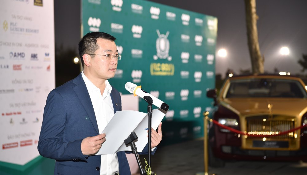 FLC Golf Championship 2018 chinh thuc khai mac voi 1.500 gon thu tham gia tranh tai hinh anh 2