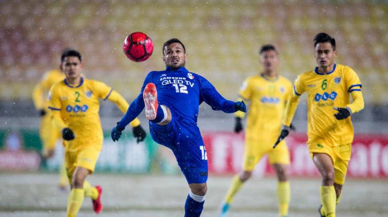 FLC Thanh Hoa se tham su AFC Cup hinh anh 1