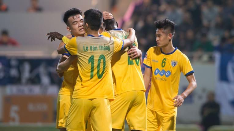 FLC Thanh Hoa se tham su AFC Cup hinh anh 4
