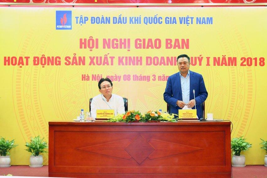 PVN hoan thanh vuot muc cac chi tieu ke hoach quy I/2018 hinh anh 2