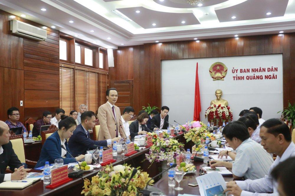 Tap doan FLC se trien khai 'sieu' du an 3.890 ha tai Quang Ngai hinh anh 2