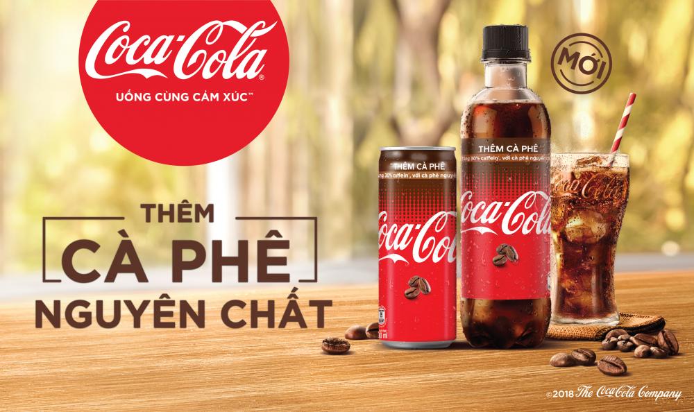 Coca-Cola Viet Nam ra mat san pham moi hinh anh 1