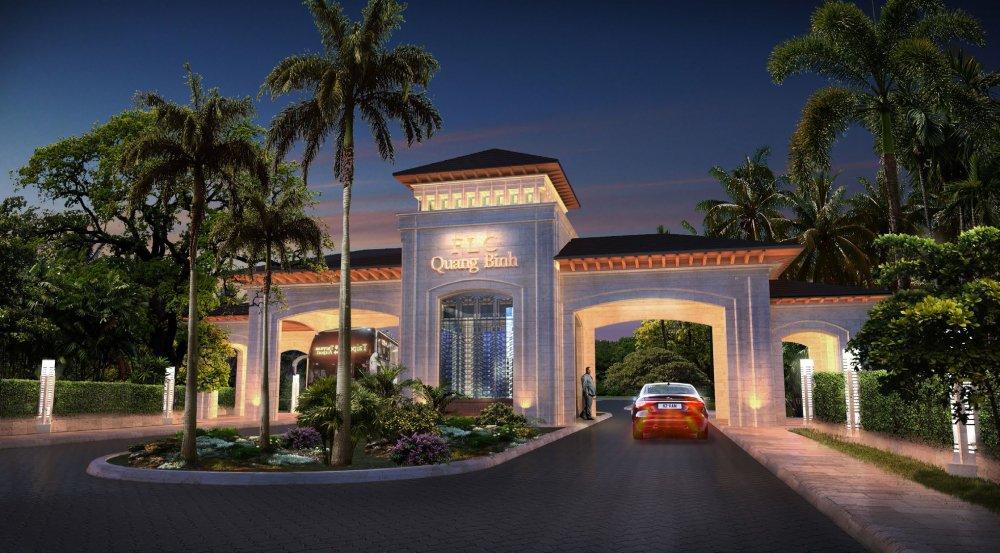 Man nhan voi thiet ke FLC Grand Hotel Quang Binh va co hoi so huu de den bat ngo hinh anh 1