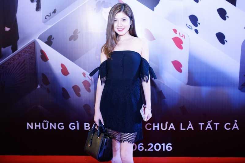 Hua Vi Van lich lam, hot girl Tram Anh eo thon quyen ru hinh anh 8