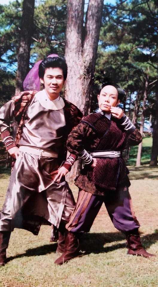 Quang Vinh, Pham Anh Khoa tung yeu tham Tang Thanh Ha hinh anh 3