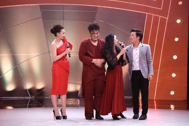 Quang Vinh, Pham Anh Khoa tung yeu tham Tang Thanh Ha hinh anh 1