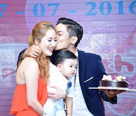 Khanh Thi hanh phuc vi duoc Phan Hien cong khai noi loi yeu hinh anh 1