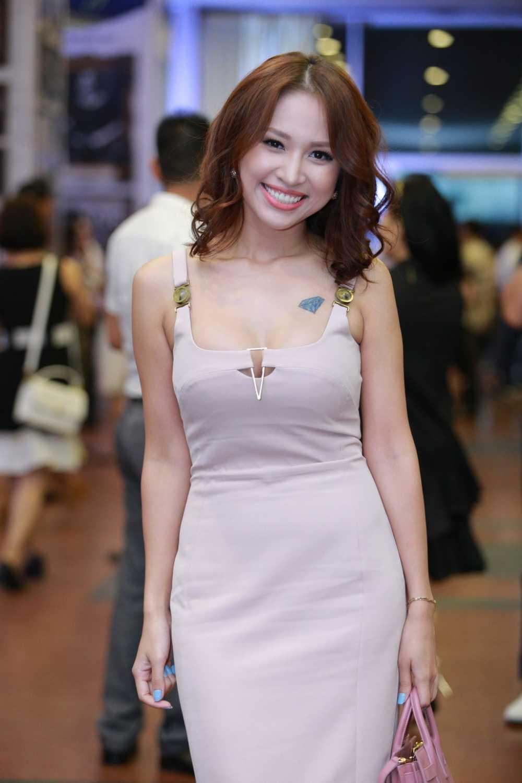 Bi don ghet nhau, Pham Huong hon Lan Khue hinh anh 10