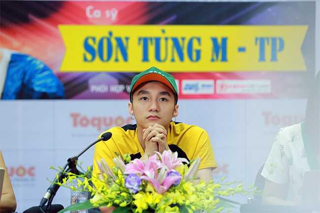 Son Tung M-TP: 'Noi la viec cua moi nguoi, con toi chi tap trung cho cong viec' hinh anh 1