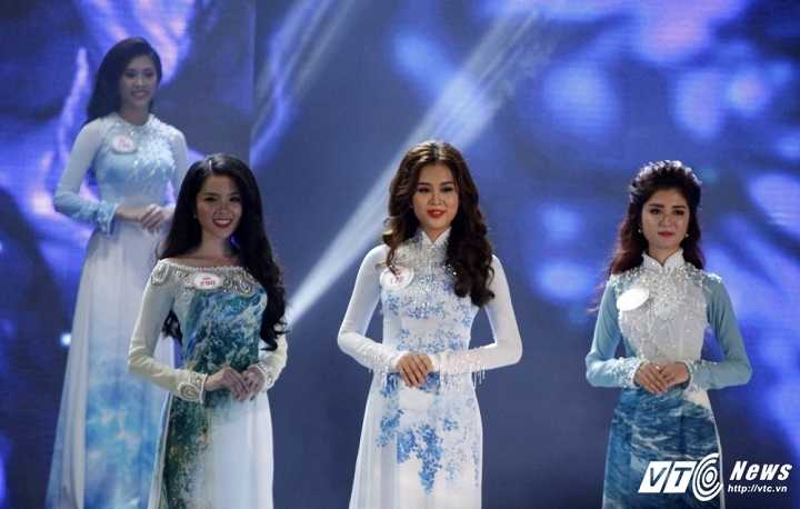 Do My Linh dang quang ngoi vi Hoa hau Viet Nam 2016 hinh anh 4