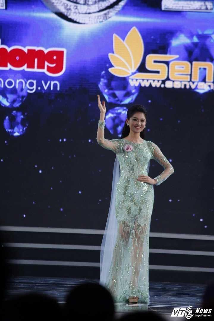 Do My Linh dang quang ngoi vi Hoa hau Viet Nam 2016 hinh anh 9